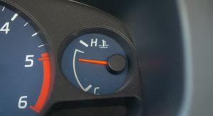 Subaru High Engine Temperature