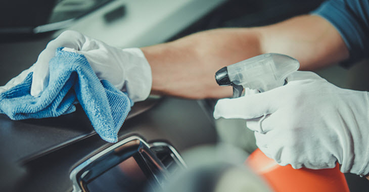 Lexus Dashboard Repair