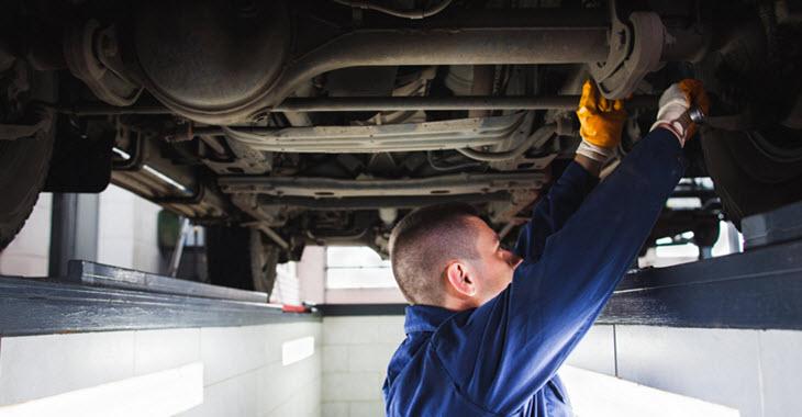 Lexus Suspension Problem Fix