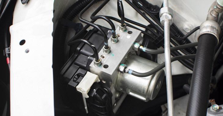 Toyota ABS Module Check