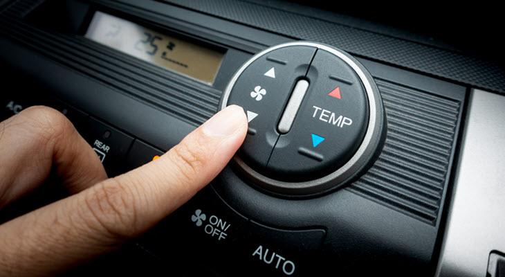 Subaru AC System