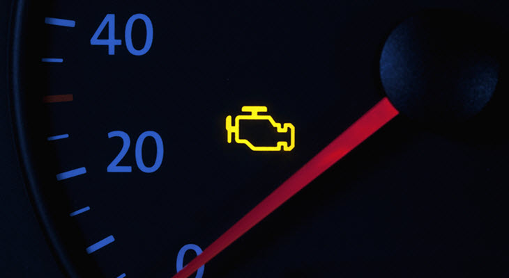 Subaru Check Engine Light