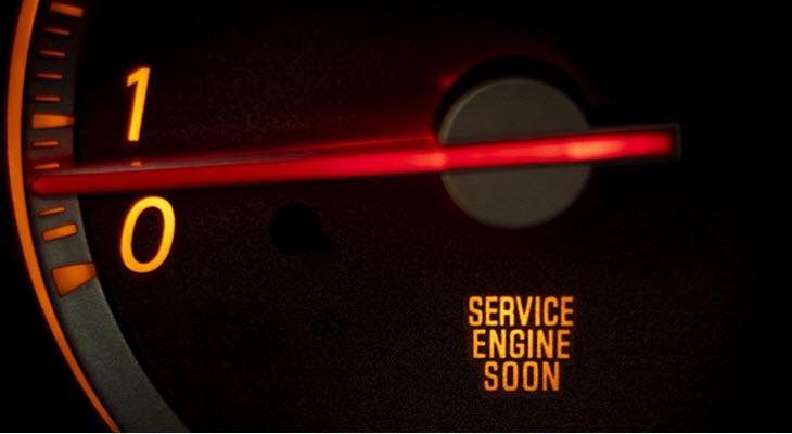 BMW Service Engine Soon Warning Light