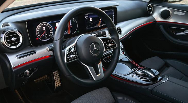 Mercedes-Benz Steering